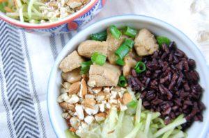 IMG 4444 1 300x199 - Healthy Teriyaki Chicken Bowl For Meal Prep