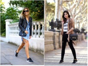casual 300x225 - Best Ways to Dress Up Sneakers