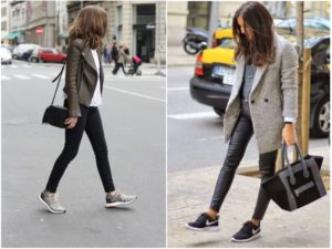 forwork 300x225 - Best Ways to Dress Up Sneakers