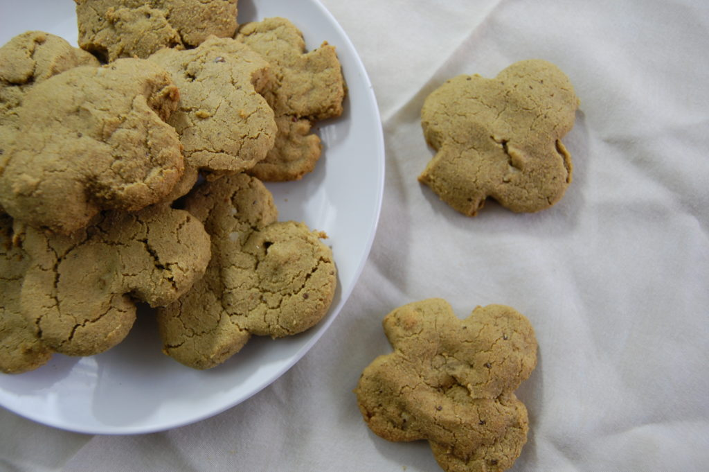DSC 1790 1024x681 - Green Tea Protein Cookie Recipe