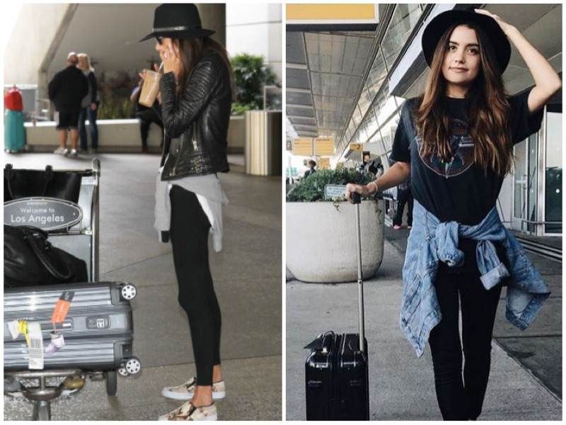 brimhats2 - The Formula for Effortless Airport Style