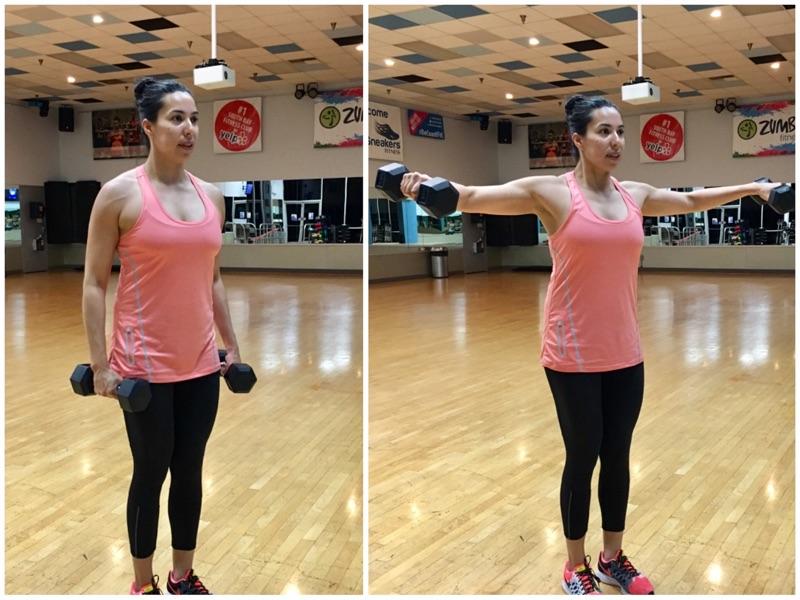 FullSizeR - A Dumbbell Upper Body Workout for Beginners