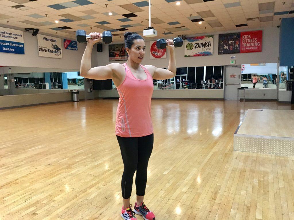 FullSizeRender 4 1024x768 - A Dumbbell Upper Body Workout for Beginners