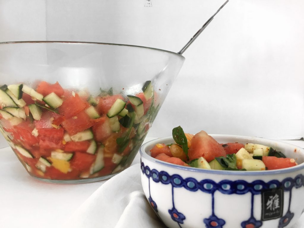 IMG 6185 1024x768 - Mexican Summer Salad Recipe