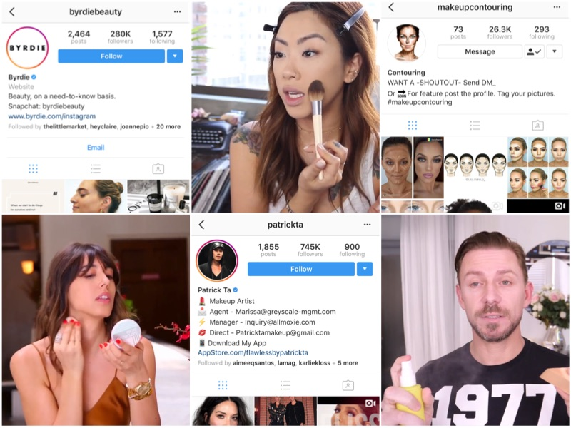 Postaug1 - The Best Beauty Instagram and YouTube Accounts