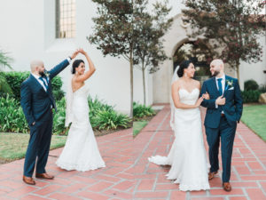 FotoJet 16 300x225 - Bowers Museum Wedding - Our Wedding Day Pictures