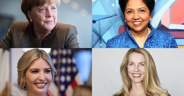 blog 44 - Inspirational Women: The Forbes List of Powerful Women