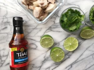 IMG 8818 300x225 - Easy to Make Soup - Thai Chicken Coconut Soup (Tom Kha Gai)