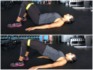 At Home Glute Workout