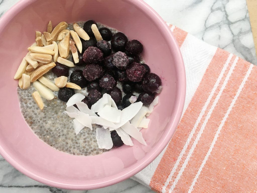 IMG 2004 1024x768 - My Favorite 3 Step Berry Chia Pudding Recipe